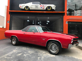 1970 Pick Up El Camino Ss V8 454 Big Block