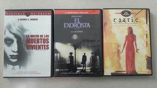 Cine De Terror Dvd