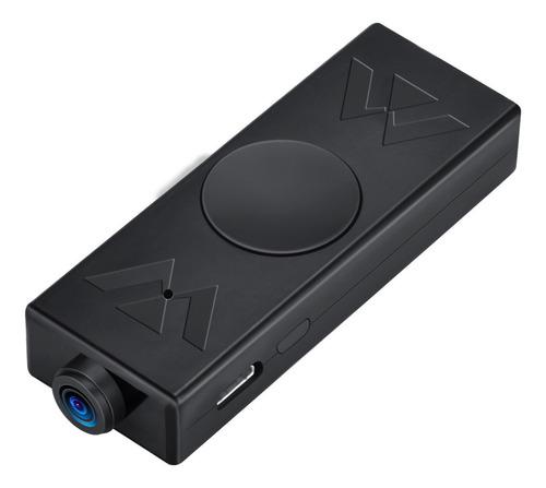 Hd 1080p Mini Câmera Vídeo E Gravação De Áudio Interior