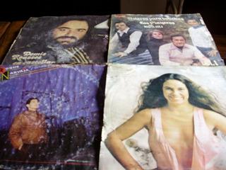 Discos Vinilo Lp-decada 70/80-varios Artistas-perfecto Estad