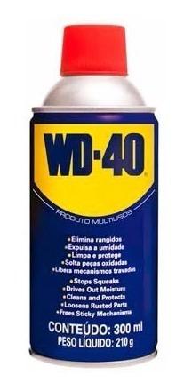 Wd-40 Lubrificante Spray Multiuso 300ml