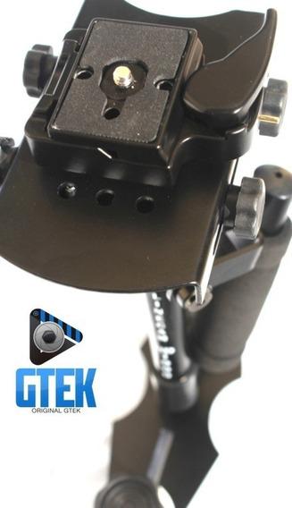 Steadycam S40 S-40 Regulável Até 48cm Linecam Hd-1000 Gtek
