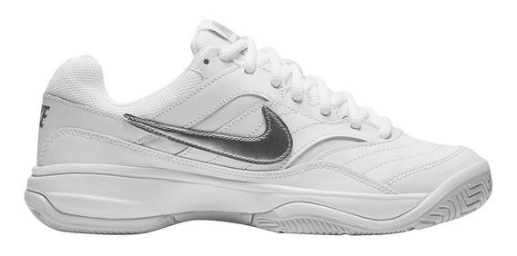 Zapatillas Nike Court Lite Tenis Mujer Training 845048-100