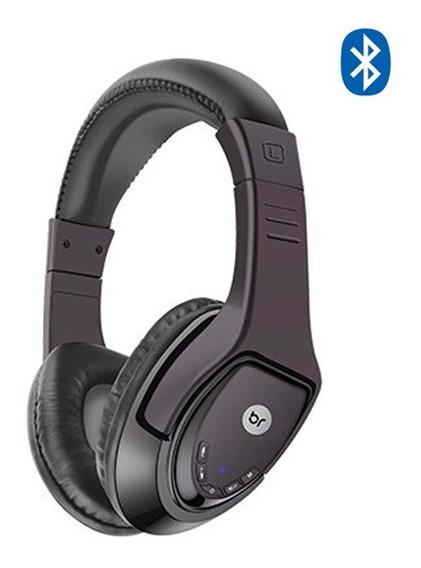 Fone De Ouvido Headphone Bluetooth 4.1 Cartão Sd Radio Fm