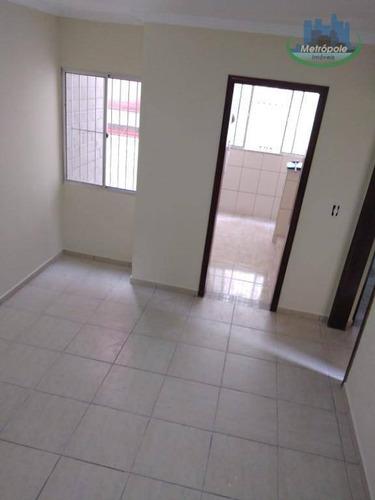 Apartamento Com 2 Dormitórios À Venda, 51 M² Por R$ 140.000,00 - Vila Rio De Janeiro - Guarulhos/sp - Ap1243