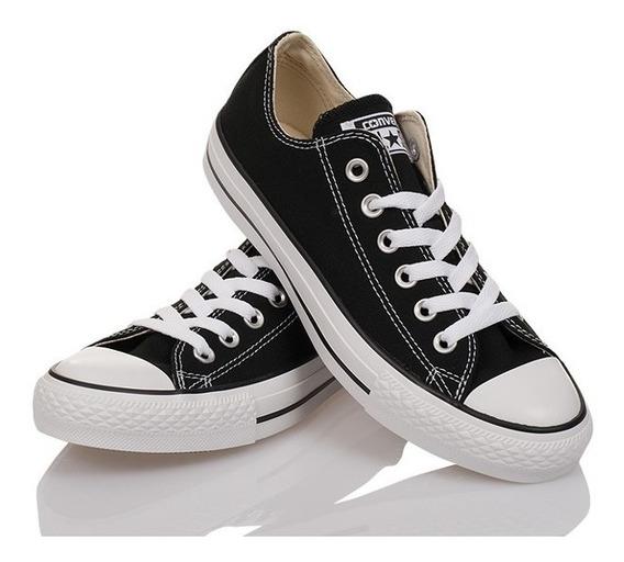 Tenis Converse All Star Ox Black