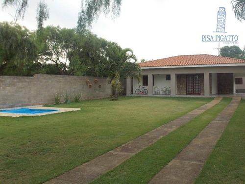 Chácara À Venda, 2325 M² - Santa Terezinha - Paulínia/sp - Ch0051