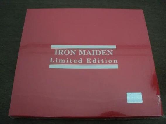 Iron Maiden Raro Limitado Cd Promo Best Of The Beast Lacrado