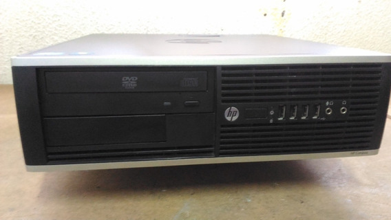 Cpu Hp I3 Compaq Elite 8200 Small Form Factor - Hd 500 Gb