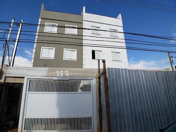 Cobertura 86m² Sem Condomínio Com Acesso Interno, 2 Dormitórios, Vila Helena, Santo André - Co0535
