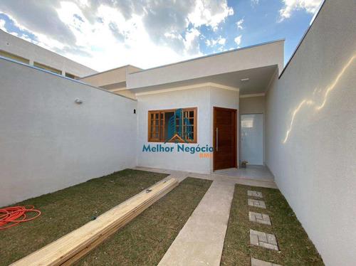 Casa Com 2 Dorms, Jardim Das Figueiras I, Hortolândia - R$ 350 Mil, Cod: Ca1216 - Vca1216