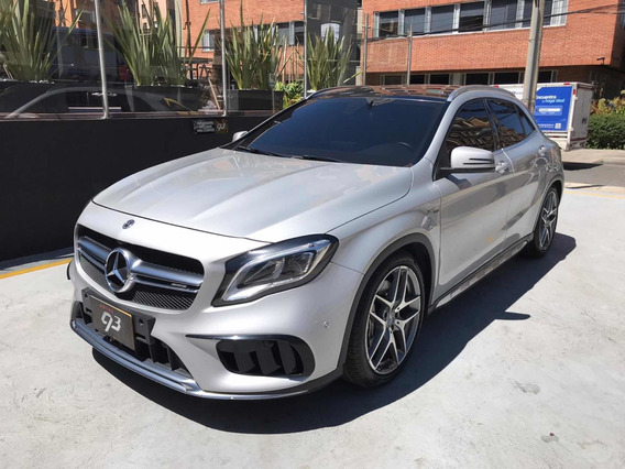 Mercedes-benz Gla 45 4 Matic Blindaje N2