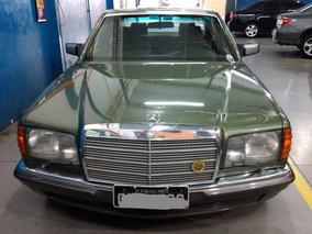 Mercedes Benz 500e Placa Preta Raridade!!