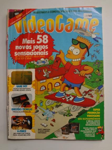 Revista Videogame Nº 4