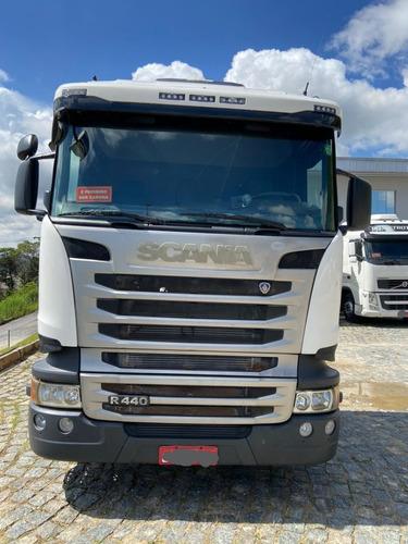 Scania R 440 2014 6x4 Só  Balança