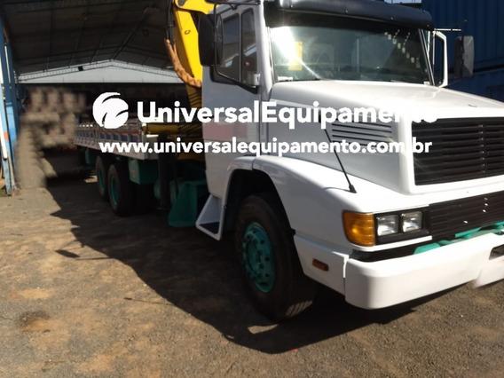 Caminhão M. Benz - L1418 E - Munck Madal Mod 20.605