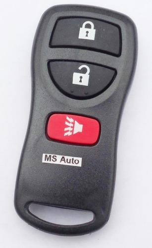 Control Alarma Nissan Tiida 2007, 2008, 2009, 2010, 2011 .m3