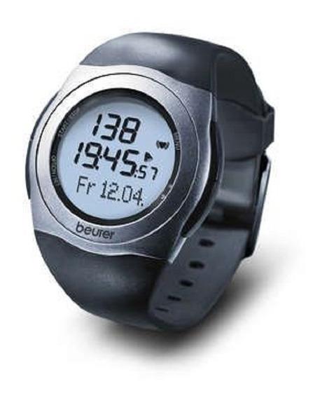 Reloj Pulsometro De Frecuencia Cardíaca+banda Beurer Pm 25