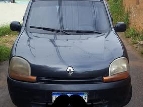 Renault Kangoo 1.6 8v 2001 8 Lugares V/t