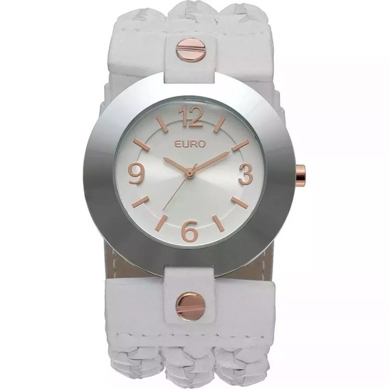 Relógio Feminino Euro Analógico Fashion Eu2035rn/3b