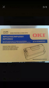 Tonner Oki Data 5502