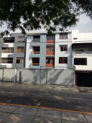 Departamento Surco La Castellana 100m2 3 Dorm 3 Bañ $165,000
