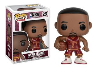 Funko Pop Kyrie Irving #25 Nba Basket Regalosleon