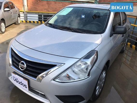 Nissan Versa Advance 1.6 2019 Elu409