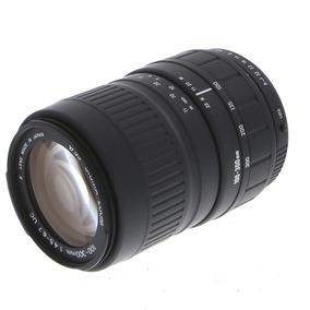 Sigma Af 100-300mm F/4.5-6.7 Uc Para Sony Minolta *adaptador
