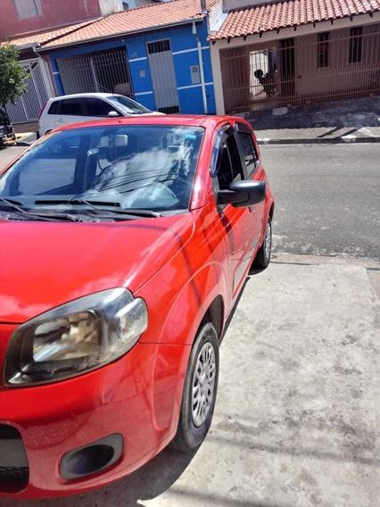 Fiat Uno 2015 1.0 Vivace Flex 5p