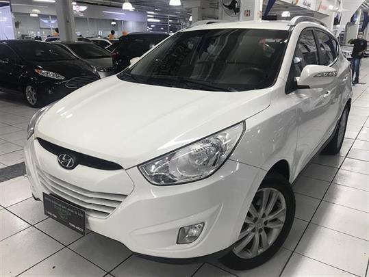 Hyundai Ix35 2.0l 16v Gls (flex) (aut) Flex Automático