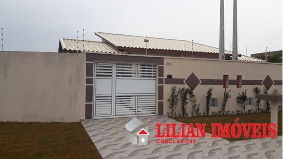 Casa Nova Com Piscina Em Itanhaém - 689