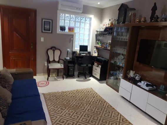 Casa 03 Dormitorios Com 01 Suite, Cozinha E Sala Ampla, Vila Tupi - Hel64