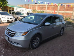 Honda Odyssey 3.5 Ex V6/ At 2014 Autos Y Camionetas