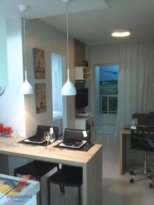 Apartamento 1 Quarto Para Venda Em Palmas, Plano Diretor Sul, 1 Dormitório - 459272
