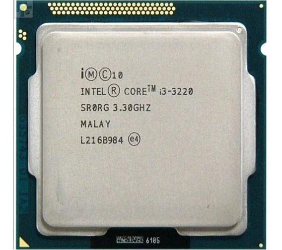 Processador Core I3 3220 3º Geração