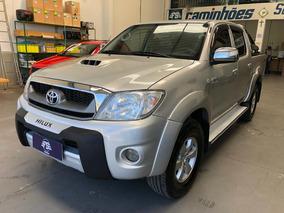 Toyota Hilux 3.0 Srv Cab. Dupla 4x4 Aut. 4p Fs Caminhoes