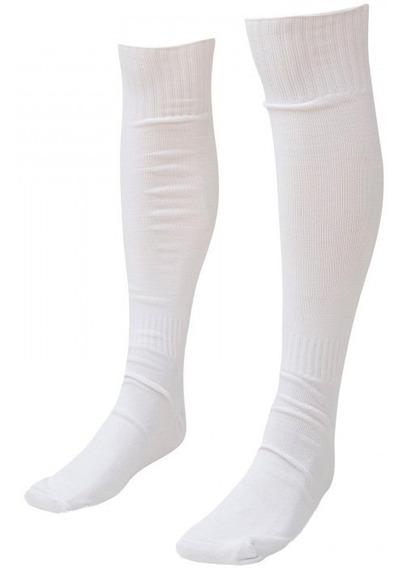 Kit Meião D Futebol 20 Pares Com Pés 100%algodão R$4,45 Cada