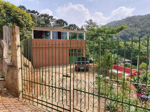 Imagem 1 de 14 de Chácara Ibiúna  1.800 Mts Casa,  Piscina, Pomar, Linda Vista