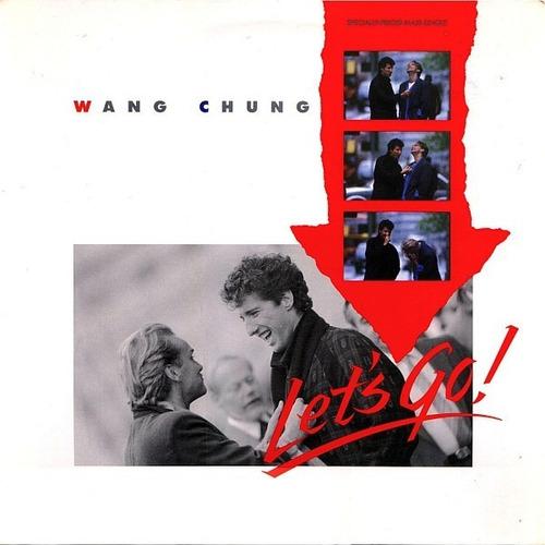 Wang Chung - Let's Go! (12  Sellado De Época)
