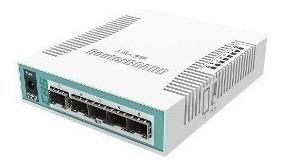 Mikrotik Cloud Router Switch Crs106-1c-5s L5 C/nf