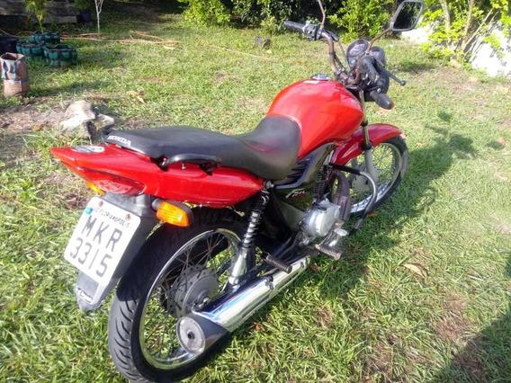 Yamaha Cg Fan 125 Es 2013