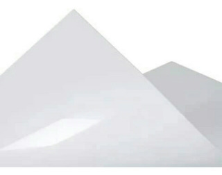 Lamina Decorativa Formica Blanco Brillante Super Formica