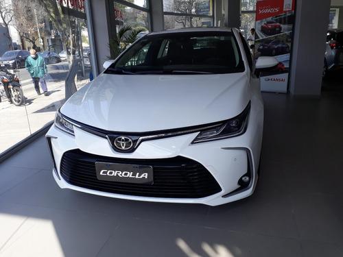 Toyota Corolla 1.8 Seg Hibrido 2021 - A