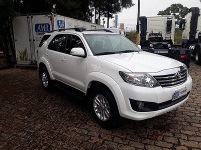 Toyota Hilux Sw4 4x2 2.7 Sr Flex , Carro Muito Conservado,