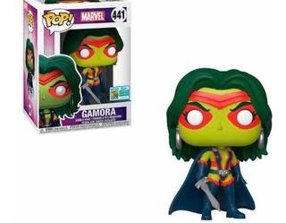 Funko Pop Gamora Marvel Ccle