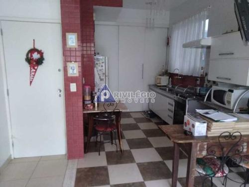 Imagem 1 de 21 de Apartamento À Venda, 3 Quartos, 1 Suíte, 1 Vaga, Jardim Botânico - Rio De Janeiro/rj - 10903