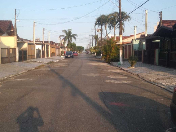 Fj253 Casa Geminada 2 Dorm Ent 100mil Imperador Praia Grande