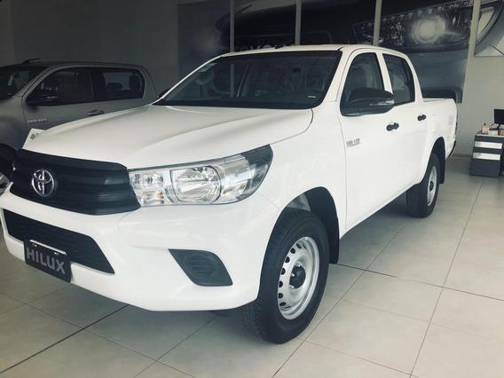 Toyota Hilux 4x2 Dx D/c 2.4l Stock J