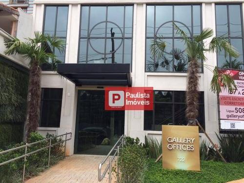 Sala Para Alugar, 37 M² Por R$ 1.400,00/mês - Santa Cruz - São Paulo/sp - Sa0998
